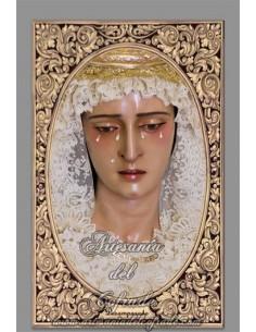 En venta bonito azulejo de la Virgen de los Desamparados de Jerez