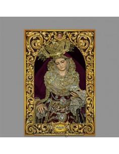 Se vende baldosa de cerámica de la Virgen del Patrocinio de Cádiz